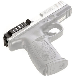Techna Clip S&W SD/VE 9mm/.40 Retention Belt Clip Ambidextrous Black