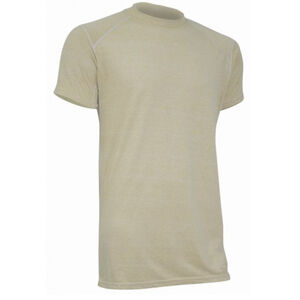 XGO FR Phase 1 Men's Flame Retardant Short Sleeve T-Shirt Small Desert Sand