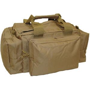 """Bob Allen Tactical Range Bag 20""""x10""""x9"""" Synthetic Fabric Tan"""