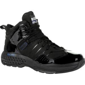 """Rocky International Women's Code Blue 5"""" Sport Public Service Boot Size 7.5 Black"""