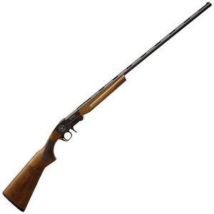 "TR Imports Stalker Single Shot Break Action Shotgun 12 Gauge 28"" Barrel 3"" Chamber 1 Round FO Front Sight Walnut Stock Blued"