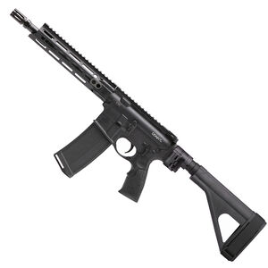 "Daniel Defense M4 V7 P AR-15 5.56 NATO Semi Auto Pistol 10.3"" Barrel 32 Round Magazine DD MFR M-LOK Hand Guard SB-Tactical SOB Pistol Stabilizing Brace Black Finish"