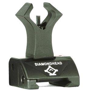 Diamondhead AR-15 Front Flip-Up Combat Sight