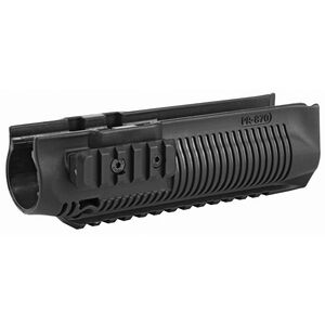 FAB Defense Remington 870 Rail System 3 Rails Polymer Black