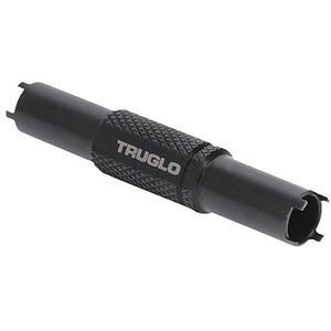 Truglo Front Sight Tool 4 and 5 Prong A1/A2 Dual Front Sight Tool