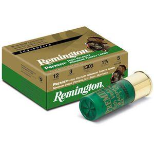 """Remington Premier 12 Ga 3"""" #4 Plated 1.75oz 10 Rounds"""