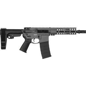 "CMMG Banshee 300 Mk4 .300 Blackout AR-15 Semi Auto Pistol 8"" Barrel 30 Rounds RML7 M-LOK Handguard CMMG Micro/CQB RipBrace Sniper Grey Finish"
