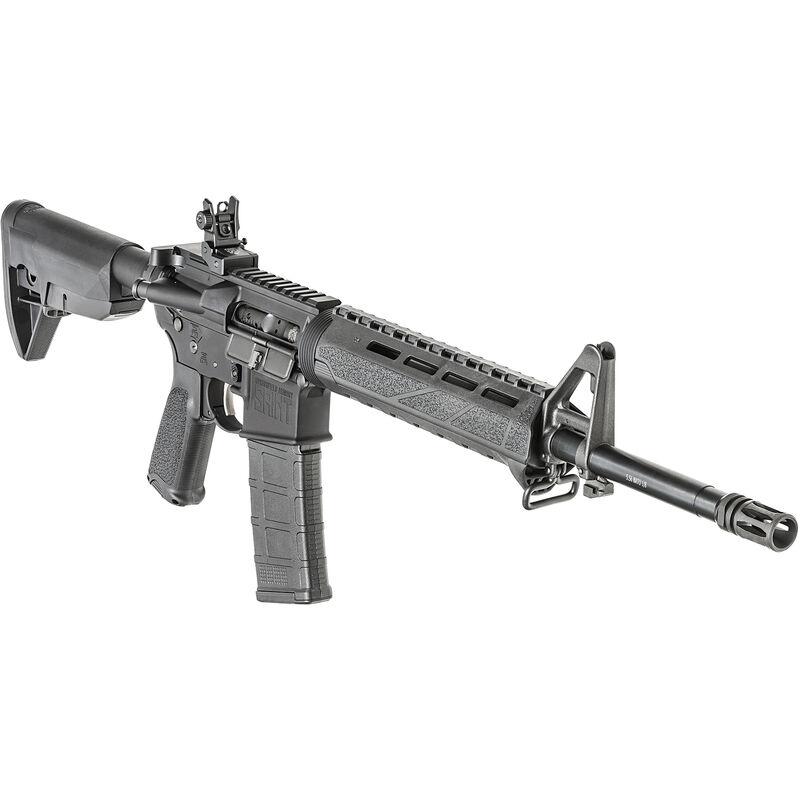 "Springfield Armory SAINT AR-15 5.56 NATO Semi Auto Rifle 16"" Barrel 30 Rounds Black"