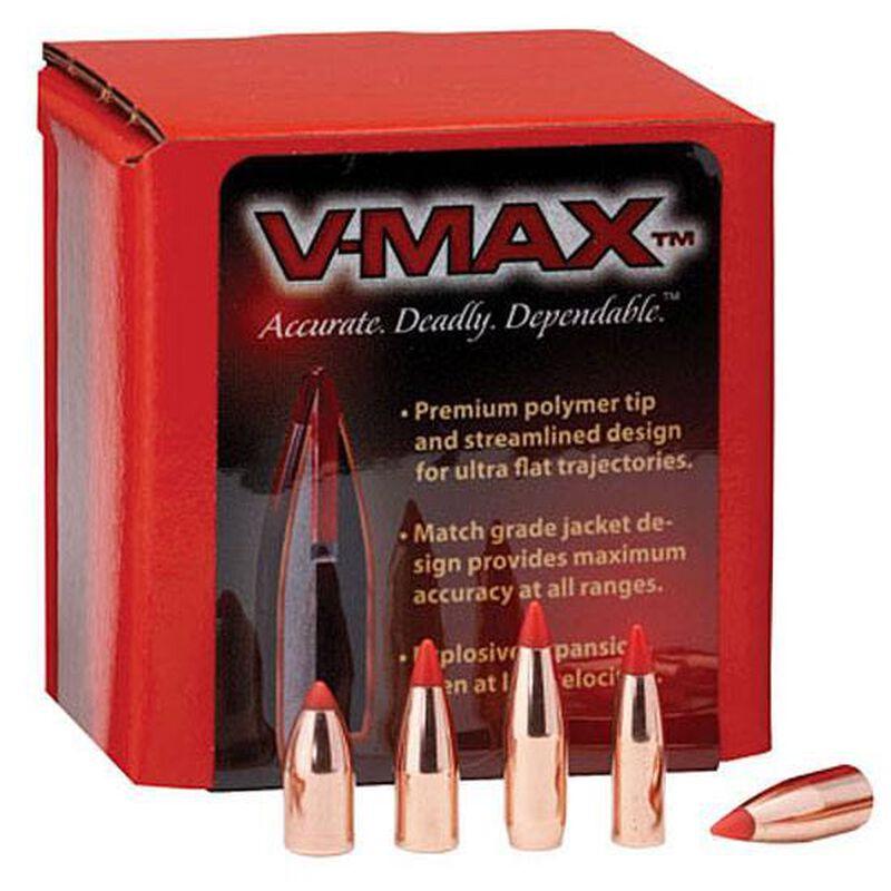 Hornady .22 .224 Bullet, 100 Projectiles, V-Max, 53 Grain