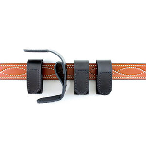 Can't - Lose Belt Keepers with polymer insert, snap closure