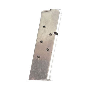 Springfield Armory 1911 Full Size .45 ACP Magazine 7 Rounds Stainless Steel PI4520