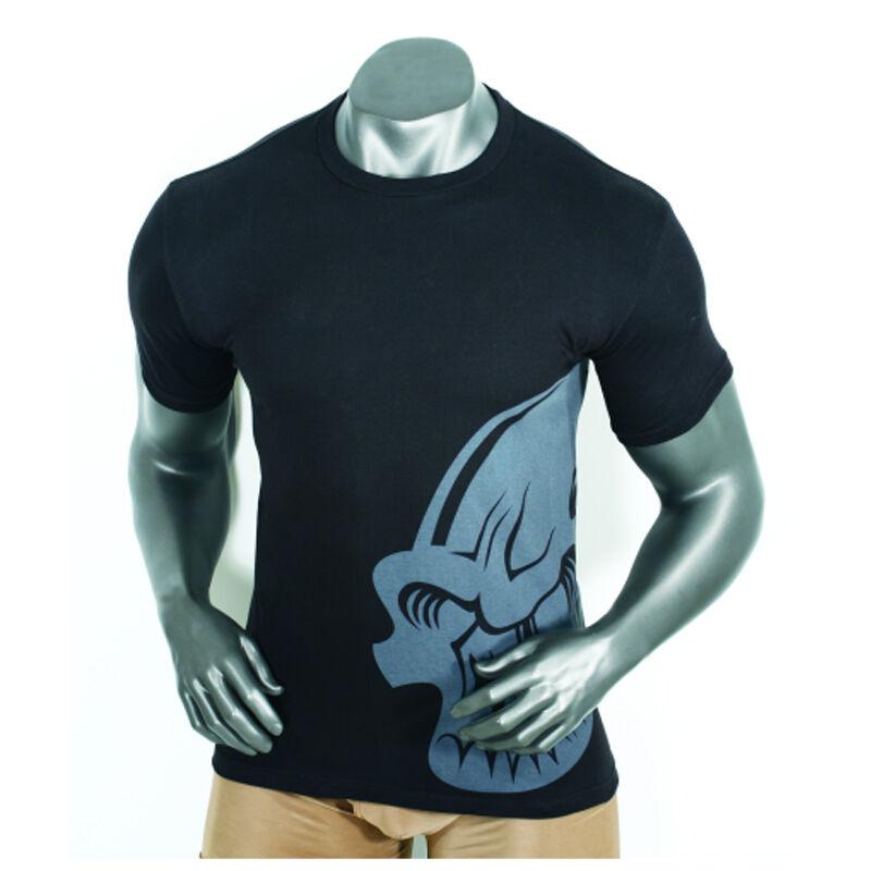 Voodoo Tactical Intimidator Short Sleeve Tee Preshrunk Cotton Gray Large 20-9966014094