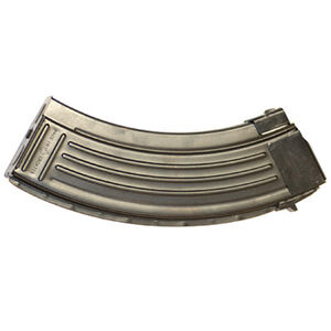 SCOUT d.o.o. Yugo Pattern AK-47 Magazine 7.62x39mm 30 Rounds Steel Construction Matte Black Finish