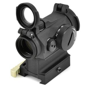 Aimpoint Micro T-2 Red Dot Sight 2 MOA Dot AR-15 Ready with 39mm Spacer and LRP Mount Black 200198