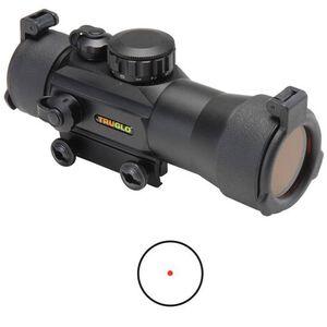 TRUGLO 2x42mm Red Dot Sight 2.5 MOA Matte Black TG8030B2