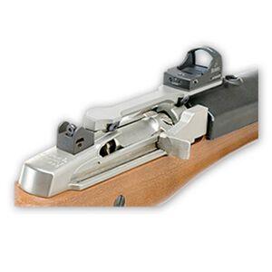 GG&G Mini-14 Ranch Rifle Mini Red Dot Scope Mount Aluminum Silver