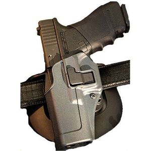 BLACKHAWK! SERPA Sportster SIG Sauer P220/226 Paddle Holster Left Hand Gun Metal Gray Finish