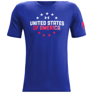 Under Armour Men's UA Freedom US Of A T-Shirt
