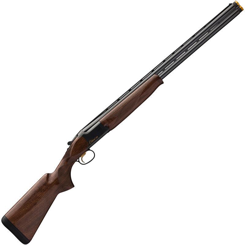"Browning Citori CXS Micro 12 Gauge O/U Break Action Shotgun 26"" Barrels 3"" Chambers 2 Rounds Walnut Stock Blued"