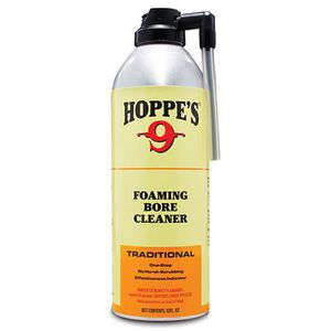 Hoppes Foaming Bore Cleaner 12 oz. 908