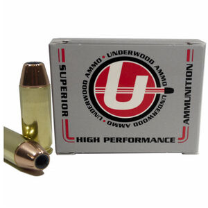 Underwood Ammo .45 Win Mag Ammunition 20 Rounds Hornady XTP 230 Grains 438