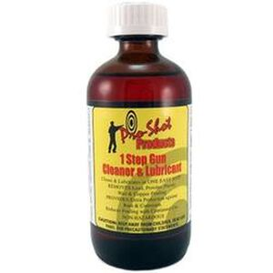 Pro Shot One Step Cleaner Lubricant Protectant 8 oz Bottle 1STEP-8