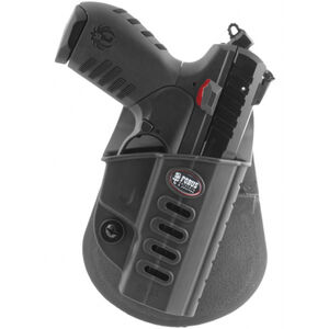 Fobus Evolution Paddle Holster Ruger SR22 Right Hand Polymer Black SR22