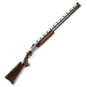 "Browning Citori 725 Trap Over/Under Shotgun 12 Gauge 30"" Barrel 2.75"" Chamber 2 Rounds Adjustable Comb Grade III/IV Walnut Stock Gloss Oil Finish 0135803010"