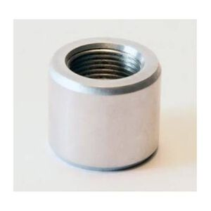 LongShot Smooth Barrel Thread Protector 1/2-28 for Chiappa Little Badger Brushed Aluminum