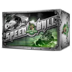 "Hevi-Shot SpeedBall 12 Ga 3.5"" #1 Leadless 1.5oz 10 rds"