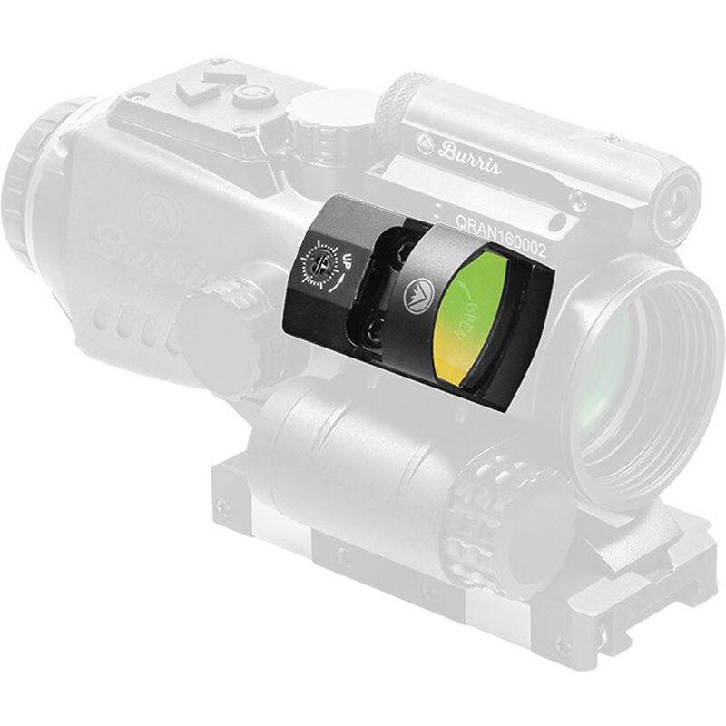 Burris Optics T.M.P.R. Fast Fire M3 Red Dot Sight, Aluminum, 3 MOA Dot, Two Mount Options, Black Finish, CR1632