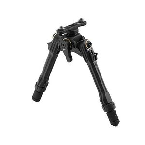 "UTG TBNR Bipod 7""-9"" Center Height M-LOK Mounted Spiral Guided Black TLUB02M-A"