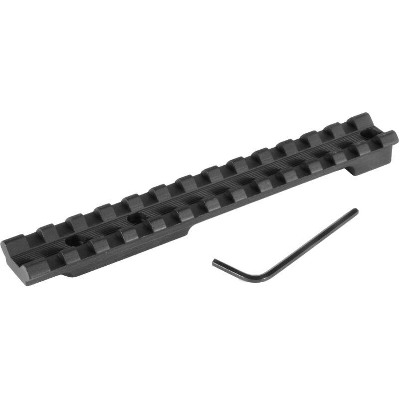 EGW Remington XP/XPR 100/Model 7 Short Action Picatinny Rail Scope Mount 0 MOA Aluminum Matte Black