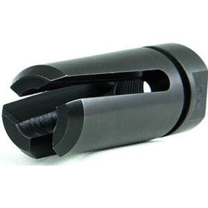 Manticore AR-308 Eclipse Flash Hider .30/7.62 Caliber 5/8x24 TPI Steel Black