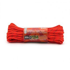 SOL Fire Lite Reflective Tinder Cord 550 50 Feet