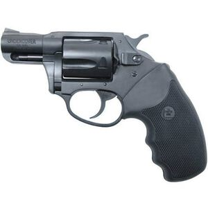 "Charter Arms Undercover Revolver .38 Special +P 2"" Barrel 5 Rounds Fixed Sights Rubber Grips Blue Finish 13820"