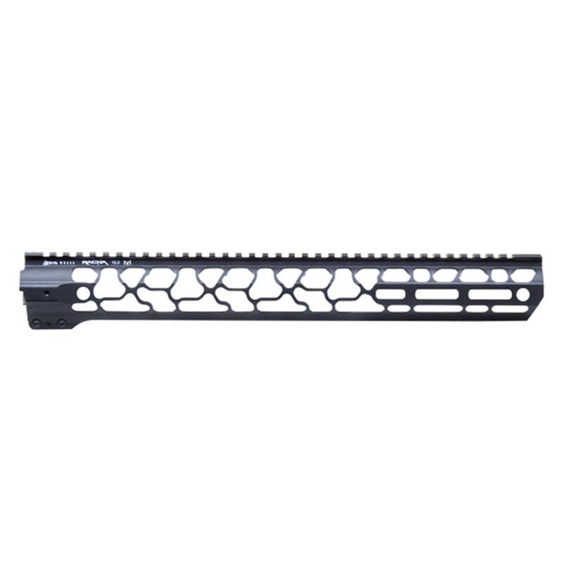 "Odin Works AR-15 Ragna Free Float MLOK Handgaurd 15.5"" Lightweight Aluminum Black"