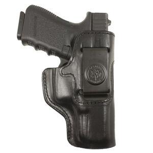 DeSantis Inside Heat S&W M&P Shield 45 IWB Left Hand Black 127BB5EZ0