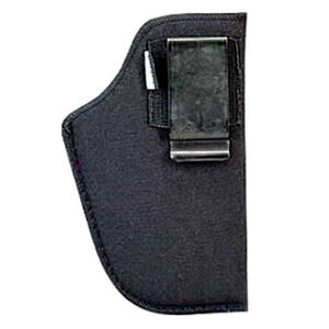 "GunMate Inside Pant Holster Ambidextrous 4-5"" Large Frame Semi Autos Nylon Black"