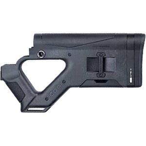 HERA USA CQR AR-15 Fixed Stock Mil-Spec Polymer Black 12.12