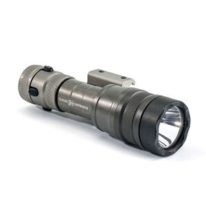 Cloud Defensive REIN Micro Weapon Light 1300 Lumens Standard Kit Picatinny Rail Aluminum Body Hard Coat Anodized Clear Gray