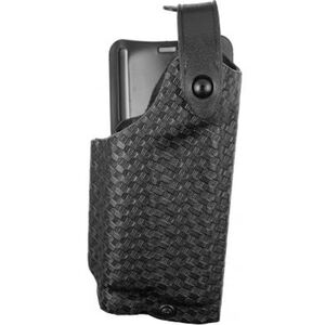 Safariland 6360 ALS Level III Retention Duty Holster Right Hand GLOCK 34 and 35 with Tactical Light Basket Weave Black 6360-6832-81