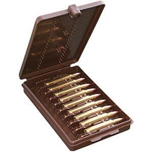 MTM Case-Gard Small/Medium Rifle Ammo Wallet 9 Rounds Brown