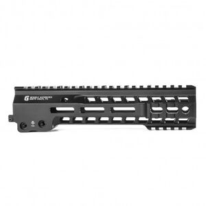 "Geissele Automatics Super Modular Rail MK13 M-LOK AR-15 9.5"" Free Float Hand Guard Aircraft Grade Aluminum Matte Black Finish"