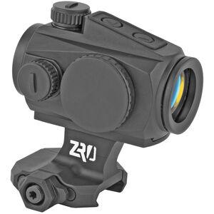 US Optics TSR-1X 5 MOA Red Dot ZroDelta Quick Detach Night Vision Compatible Black Finish