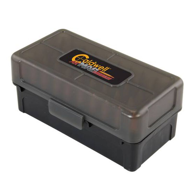 Caldwell AR-15 Mag Charger Ammo Box 50 Rounds Black 5 pack 397623