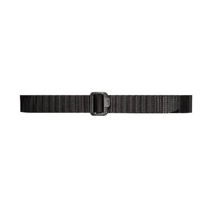 5.11 Tactical TDU Belt 1.5 Inches Wide Nylon Extra Large Black 59551