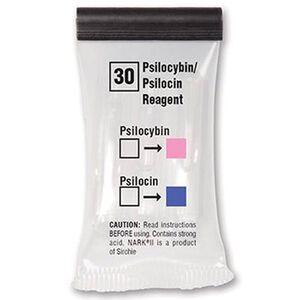 Sirchie NARK II Psilocybin/Psilocin Mushrooms Reagent