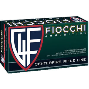 Fiocchi Extrema Rifle Line .300 Win Mag Ammunition 20 Rounds 180 Grain Hornady SST Projectile 3000 fps