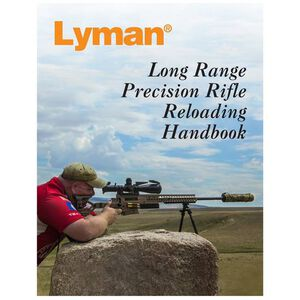 Lyman Long Range Precision Rifle Reloading Handbook 9816060